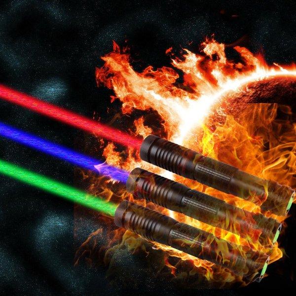 1500mW laser bleu gras faisceau pointeur